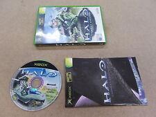 Xbox Original Juego Halo CON CAJA INSTRUCCIONES PAL