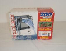 NOS AquaClear 200 Power Filter For 20-50 Gallon Aquariums (200 gph)
