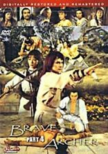 BRAVE ARCHER PT 4(SHAW BROTHERS) DIGITALLY REMATERED AND RESTORED