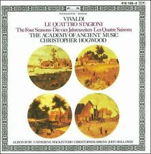 Vivaldi: Le Quattro Stagioni (CD, May-1984, L'Oiseau-Lyre) The Four Seasons