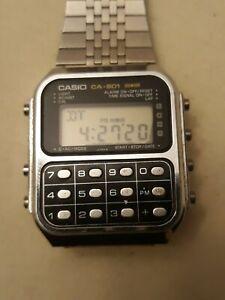 Watch Casio CA-901