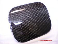 93-97 Honda Del Sol EG2 Carbon Fiber Fuel Door Gas Lid