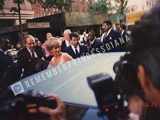 LAST CHANCE! Princess Diana's last US trip,June '97, ORIGINAL PHOTO #1-FREE SHIP