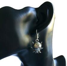 Ladybird Earrings, handmade in England. Gift Boxed. (Ladybug)