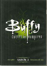 BUFFY CONTRE LES VAMPIRES / SAISON 3 - EPISODES 16 à 22 ( 2 DVD )