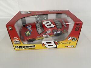 2003 Motorworks Dale Earnhardt #8 Oreo 1:18 Nascar RACE CAR w/ Radio Control New