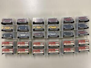 Kyosho Ferrari Miniature Car Collection 1/100 6 models Set of 30