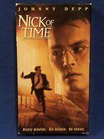 Nick of Time VHS Johnny Depp, Suspense