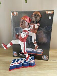 DEION SANDERS San Francisco 49ers NFL 100 EXCLUSIVE Bobblehead #/100 NIB!