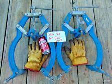 1 Mathey Dearman Ez Fit Welding Welder Pipe Clamp 9 12