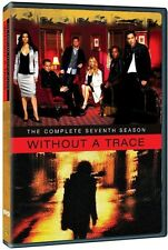 Without A Trace: The Complete Seventh Season DVD