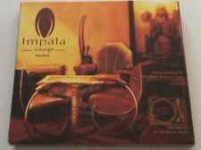 IMPALA LOUNGE PARIS A PURE SELECTION OF AFRO BEATS ELECTRO TUNES COMPILATION 2CD