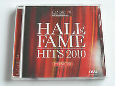 Classic FM / Hall Of Fame Hits / Volume 1 - 2010 (CD Album) Used Very Good