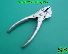 Parallel Wire Cutting Plier Surgical Dental Instruments