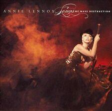 Annie Lennox cd songs mass destruction NEW SEALED dark road sing eurythmics