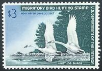 RW33 US Duck Stamp, Mint, OG, VLH, VF+