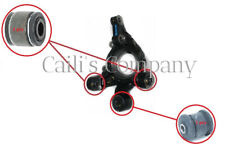 Fast shipment For 2006 RX400H 4WD Rear Knuckle Arm Assembly Bushing Set (3pcs)