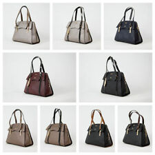 Women's Faux Leather Zip Accessories Handbags