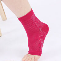 Best PLANTAR FASCIITIS Foot Pain Compression Sleeve Valgus Heel Ankle Socks NE8Z