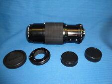 Vivitar 80-200mm 1:4.5 MC Zoom Lens Super Nice