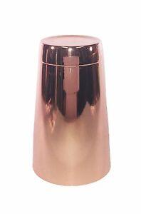 Copper Pro Boston Cocktail Shaker 18oz Cheat Tin