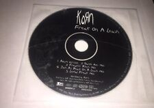 korn freak on the leash cd single 5 Track Import