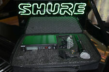 Shure SLX24 Wireless Handheld Microphone System G4 G5 H5 J3 L4, SM58 SM86 SM87