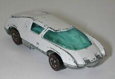 Redline Hotwheels White 1971 Pit Crew Car oc12020
