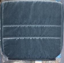 VOLVO 760 764 rivestimento blu edelvelour SEAT COVER BLUE NOS now OLD STOCK