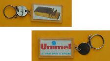 porte clé, années 1960, Unimel