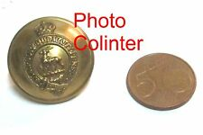 Royal Warwicksire Regt - Tunic Button - 26mm - Bouton Angleterre  39/45