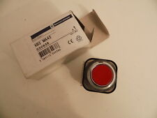 Telemecanique 030938 xb2ma42 pushbutton Red