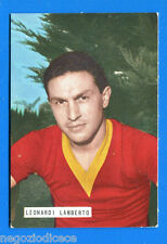 [GCG] FOTO CALCIO 1965-66 - Figurina-Sticker n. 165 - L. LEONARDI - ROMA