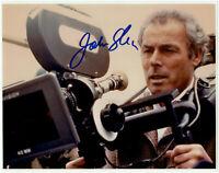 JOHN GLEN - 007 -  original signiertes Foto mit COA Zertifikat - hand signed
