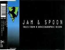 JAM & SPOON - Tales from a danceographic ocean 3TR CDM 1992 TECHNO / TRANCE