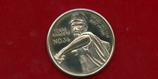 "NOLAN RYAN ""SCARCE"" 1 OZ .999 FINE SILVER MEDALLION LIMITED EDITION #14281"