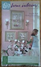 """Home Interiors and Gifts 16pg Catalog Feb 05 Brochure 99632-A East 5.5""""x9"""" Homco"""