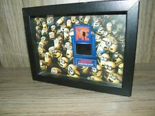 """Minion film cell """"Despicable Me"""" Senitype-New-Last One  numbered"""