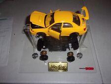 1/24 SUBARU IMPREZA WRC JAUNE EN 3D MAISTO39976