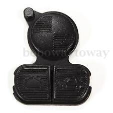 Replacement Remote Key Fob Case Pad 3 Buttons For BMW E38 E39 E36 Z3 Z4 Black