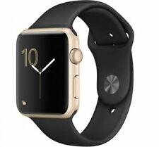 New Apple Watch Series 1 42mm Aluminum Case Cocoa Sport Band - (MNNN2LL/A)