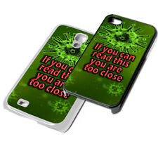 Disease Phone Cover for iPhone iPod Samsung 4 5 6 7 8 X XR 6th phone case