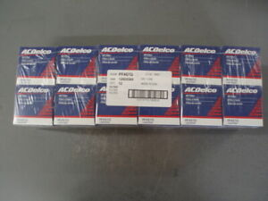 NEW AC Delco Oil Filter 12 PF457G PF457GF 12605566 CASE OF 12 FAST FREE SHIPPING