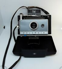 Vintage Polaroid Automatic 100 Land Camera Instant Film 1960s UNTESTED