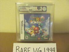 Super Mario 64 DS (Nintendo DS, 2004) BRAND NEW SEALED VGA 85 NEAR MINT