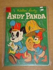 ANDY PANDA #27 FN+ (6.5) DELL COMICS OCTOBER 1954
