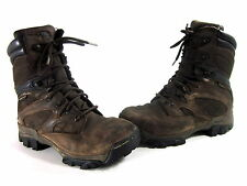 """WOLVERINE MEN'S KINGSFORD 8"""" SPORT BOOTS BROWN LEATHER IMPORTED US SIZE 7 MEDIUM"""
