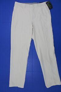 NWT Nike 32 X 32 Men's Flex Hybrid Standard Fit Golf Pants in Light-Bone 921751