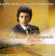 CD de musique variété Frédéric François