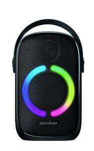 Anker Soundcore Rave Neo Bluetooth Party Speaker LED Portable Bassup Speaker 18h